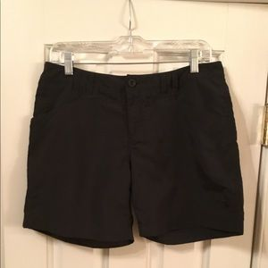 The North Face Black Shorts